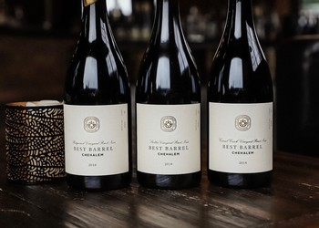 2018 Chehalem Best Barrel Pinot Noir Trio