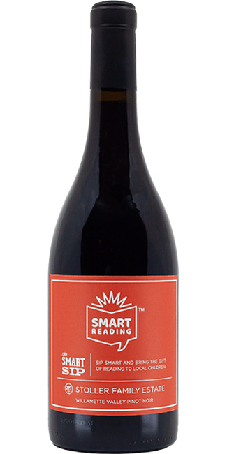SMART Reading Willamette Valley Pinot Noir (Coral)