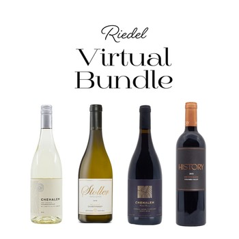 Stoller Wine Group Virtual Riedel Wine Bundle