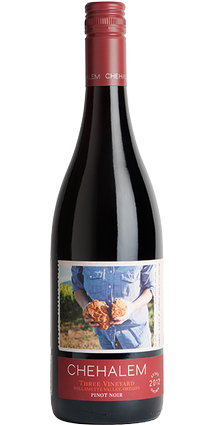2012 Three Vineyard Pinot Noir