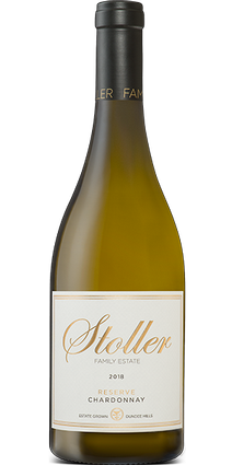 2018 Stoller Reserve Chardonnay